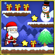 Super Santa Claus Adventures超级圣诞老人闯关